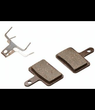 Koolstop, E-Bike Organic Steel Brake Pads DB-PD SHI BR-M525, Brown