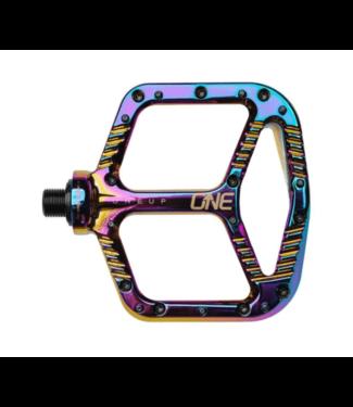 OneUp, Aluminum Pedals, Oil Slick