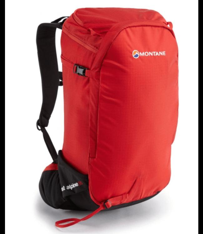 Montane Montane, Fast Alpine 30, Flag Red, M/L