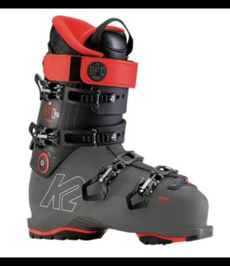 K2 K2, BFC 100 GW, 2020, 24.5, Gray/Red