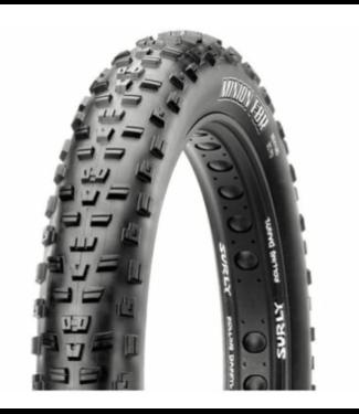 Maxxis Maxxis, Minion FBR, Tire, 26''x4.80, Folding, Clincher, Dual, Black