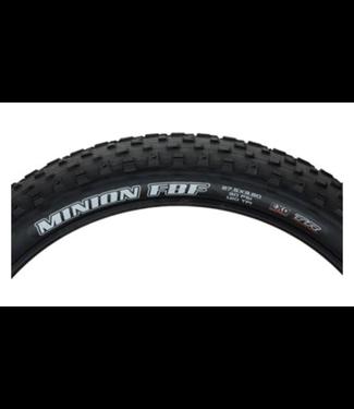 Maxxis Maxxis, Minion FBF, Tire, 27.5''x3.80, Folding, Tubeless Ready, Dual, EXO, Black