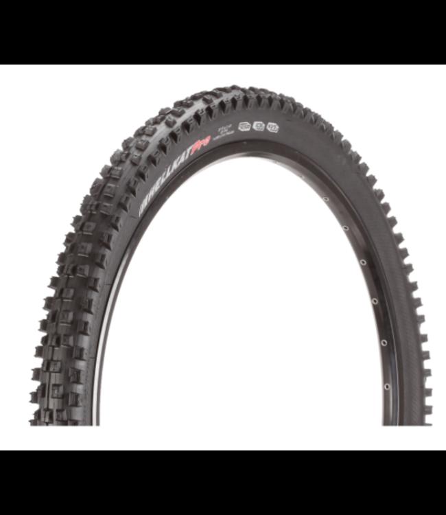 Kenda, Hellkat, Tire, 27.5''x2.40, Folding, Tubeless Ready, EN-ATC, 120TPI, Black