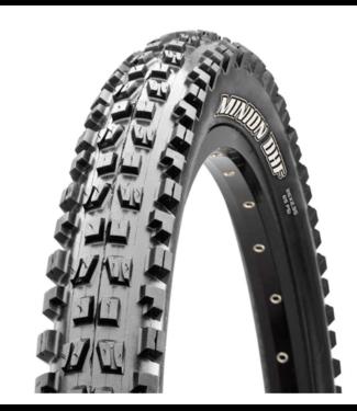 Maxxis Maxxis, Minion DHF, Tire, 26''x2.30, Folding, Tubeless Ready, Dual, EXO, 60TPI, Black