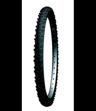 Michelin, Country Mud, Tire, 26''x2.00, Wire, Clincher, 30TPI, Black