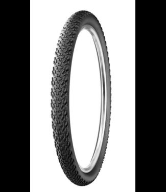 Michelin, Country Dry 2, Tire, 26''x2.00, Wire, Clincher, 30TPI, Black