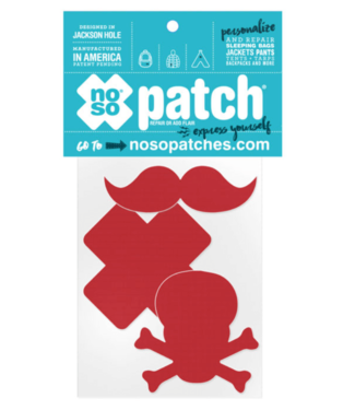 Noso Noso, Patch  Stache Red