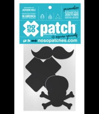 Noso Noso, Patch  Stache Yellow