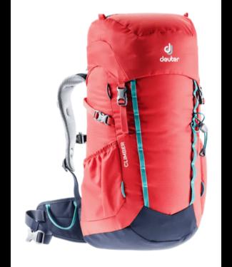 Deuter Deuter, Climber, Chili Red/Navy
