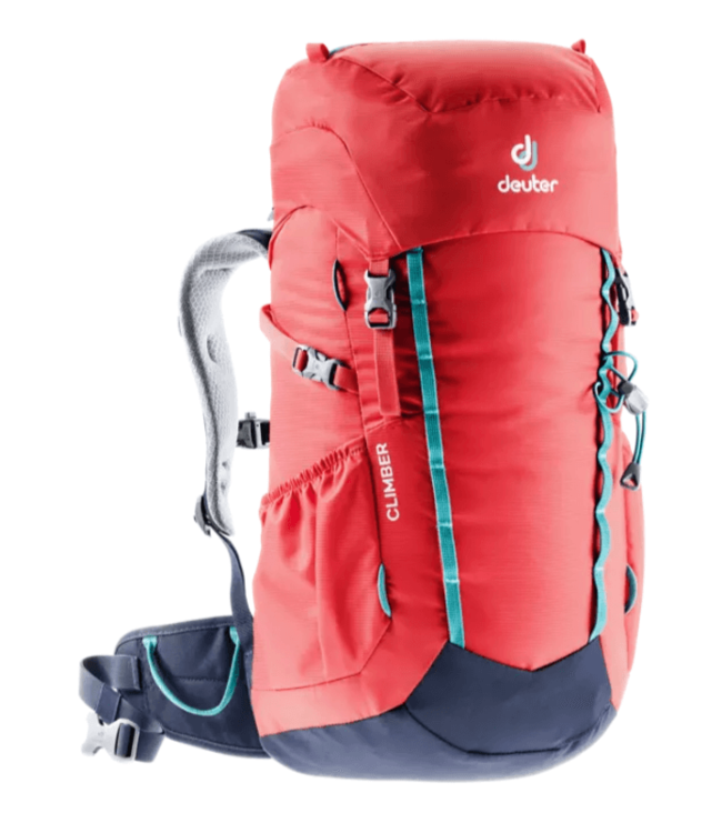 Deuter Deuter, Climber, Chili Red/Navy