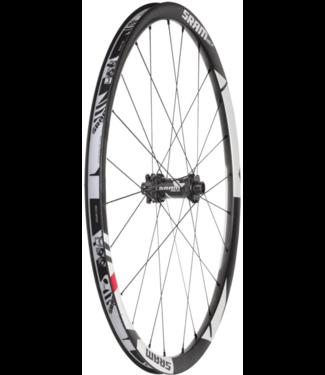 "SRAM SRAM, Rise 60, Carbon, Tubeless, XC Race, 26"", Wheel, XX1, 135/142, Black/White"