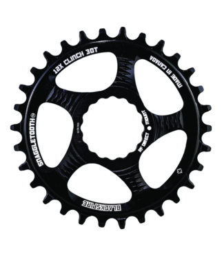 Blackspire, Snaggletooth N/W Chainring – Raceface Cinch DM for Shimano 12sp (6mm Offset)