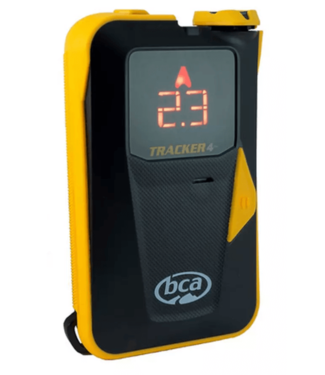 BCA BCA, Tracker 4 Beacon, Yellow/Black