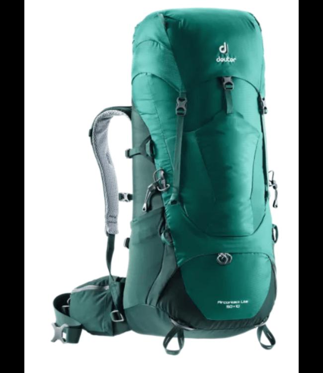 Deuter Deuter, Aircontact Lite 50 + 10, Alpine Green/Forest Green