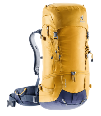 Deuter Deuter, Guide 44 +, Curry Yellow/Navy