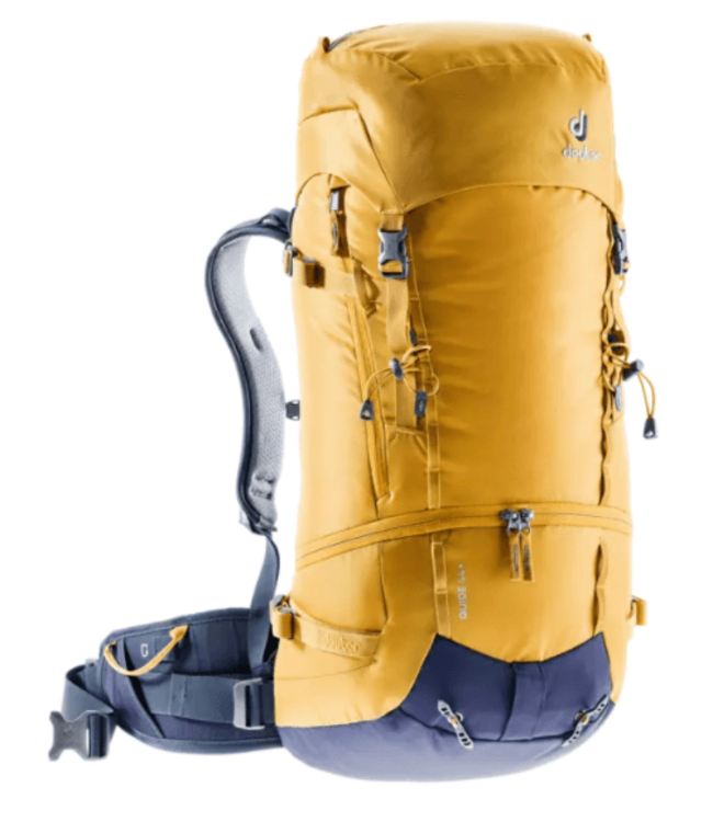 Deuter Deuter, Guide 44 +, Curry Yellow/Navy