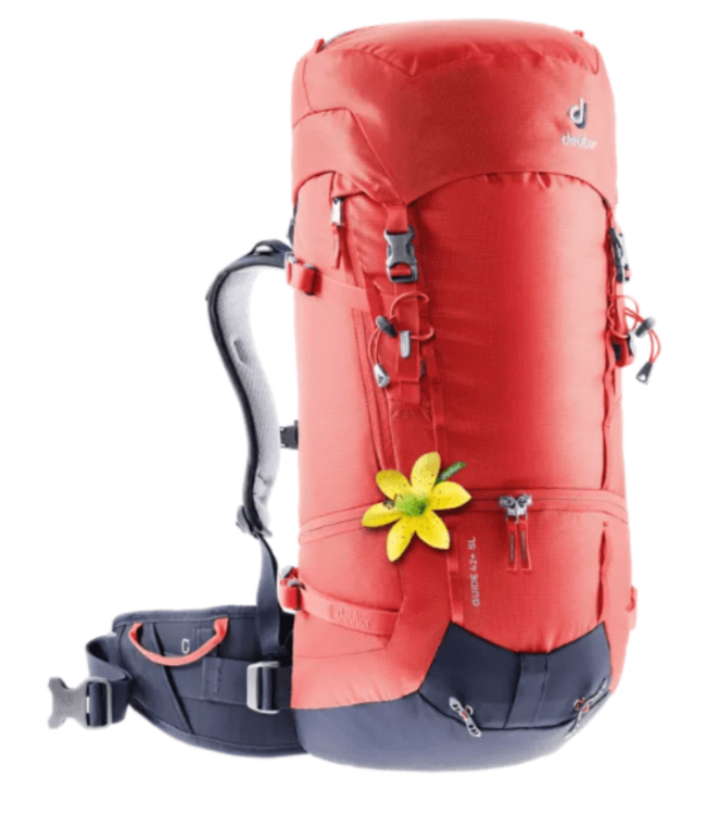 Deuter Deuter, Guide 42 + SL, Chili Red/Navy