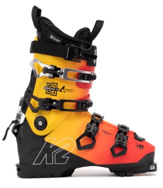 K2 K2, Mindbender 130 Limited Edition Burst 2021, Yellow/Red
