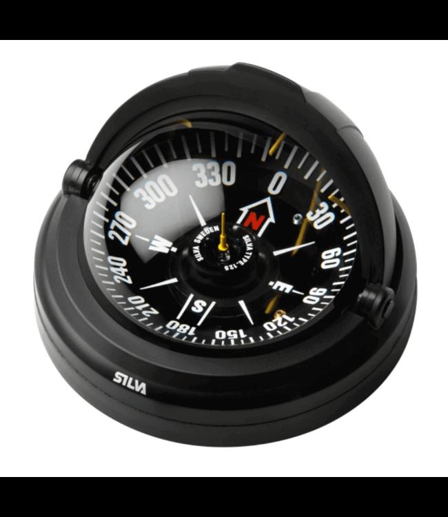 Silva Silva, 125FTC Marine Compass, Black