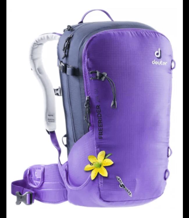 Deuter Deuter, Freerider 28 SL - Violet Purple/Navy