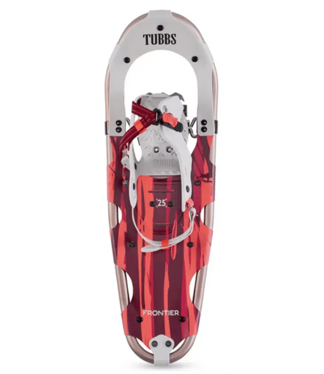 Tubbs, Ws Frontier Snowshoe 30, Red