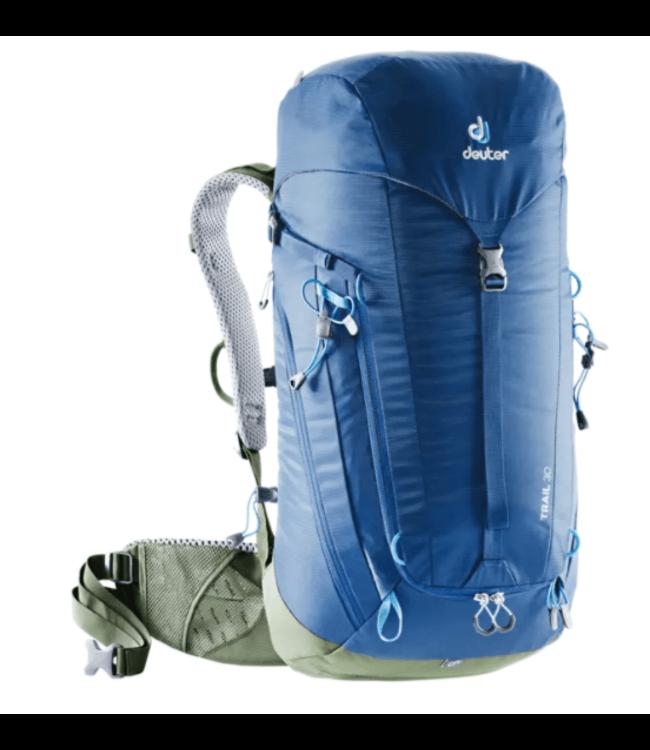 Deuter Deuter, Trail 30, Steel Blue/Khaki Green