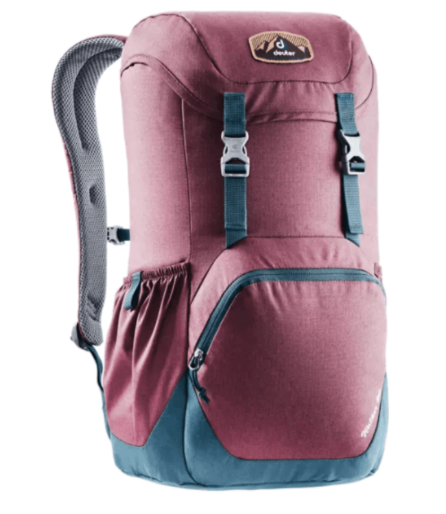 Deuter Deuter, Walker 20, Maron Red/Midnight Blue
