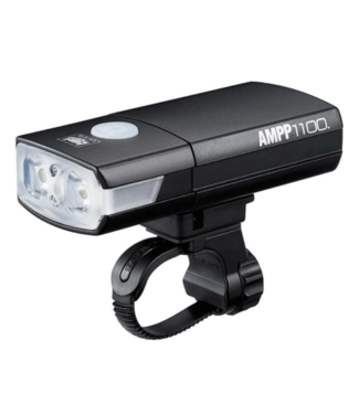 CatEye CatEye, AMPP 1100, Light, Front, Black