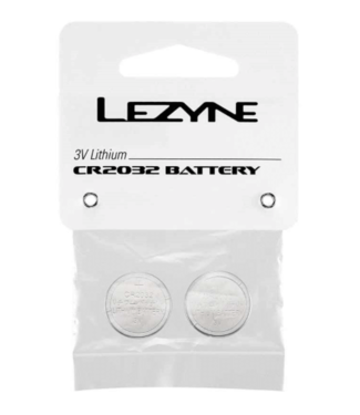 Lezyne Lezyne, CR 2032 Battery - 2 - Pack