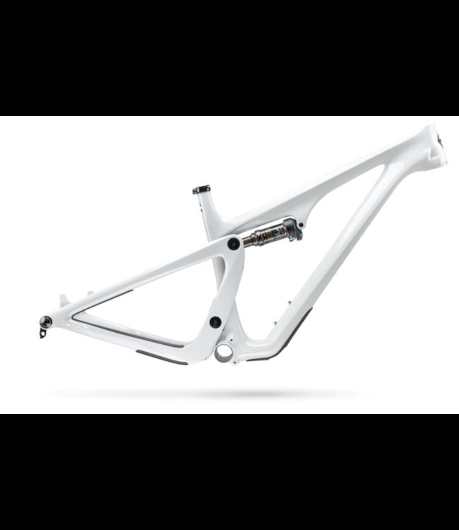 Yeti Yeti, SB115 T-Series Frameset 2021, Blanco, M