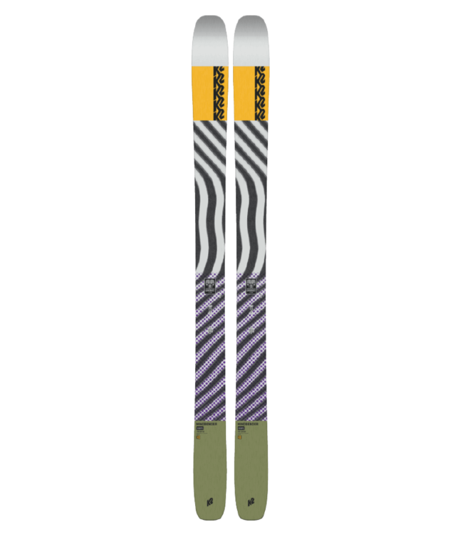 K2 K2, Mindbender 108 Ti 2022
