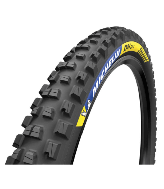 Michelin, DH34 Tire, Wire, Tubeless Ready, MAGI-X, 2x55TPI,