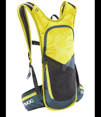 EVOC EVOC, CC 3L Race Lite Performance, plus, Backpack, Sulphur Yellow/Slate Gray