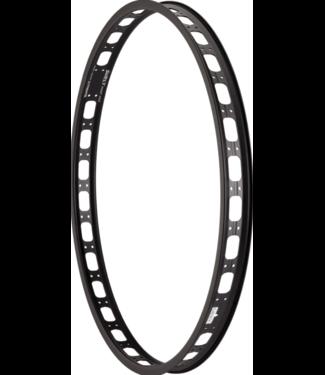 Surly Rim Rabbit Hole 26'' 50mm With Cutouts Black 32H