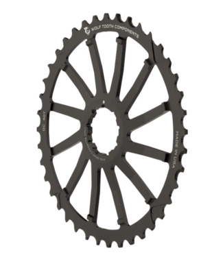 Wolf Tooth Components Wolf Tooth, GC, Cog, SRAM, 40T, Black