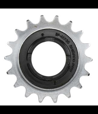 Shimano Shimano, SF/MX30, Freewheel, 16T, Chrome, For 3/32'' chain