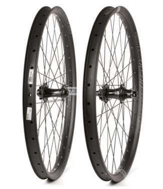 Eclypse Eclypse, DB736 Wide Trail Boost XD, Wheel, Front and Rear, 27.5'' / 584, Holes: F: 32, R: 32, F: 15mm, R: 12mm, F: 110, R: 148, Disc IS 6-bolt, SRAM XD, Pair, Black