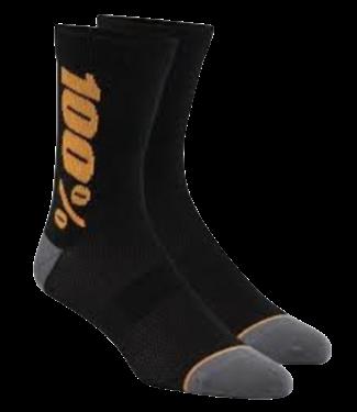 100% 100%, SP20 RYTHYM Merino Wool Performance Sock