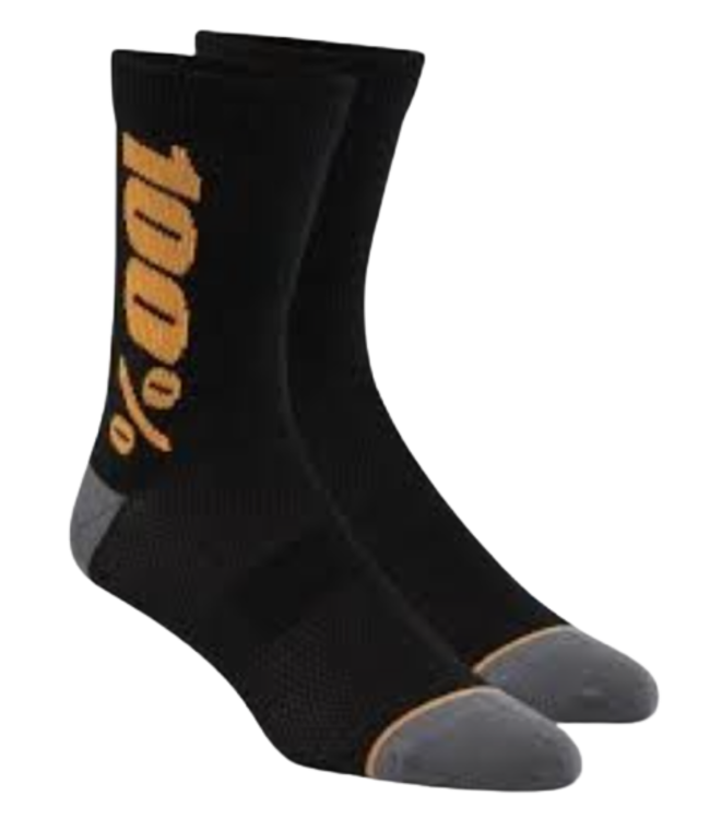 100% 100%, SP20 RYTHYM Merino Wool Performance Sock