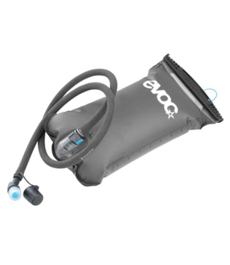 EVOC EVOC, Insulated Hydration Bladder, Hydration Bag, Volume: 2L, Carbon Gray
