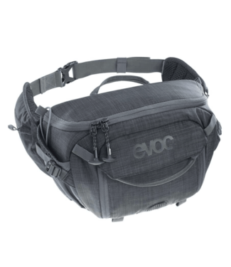 EVOC EVOC, Hip Pack Capture 7L,  Heather Carbon Gray
