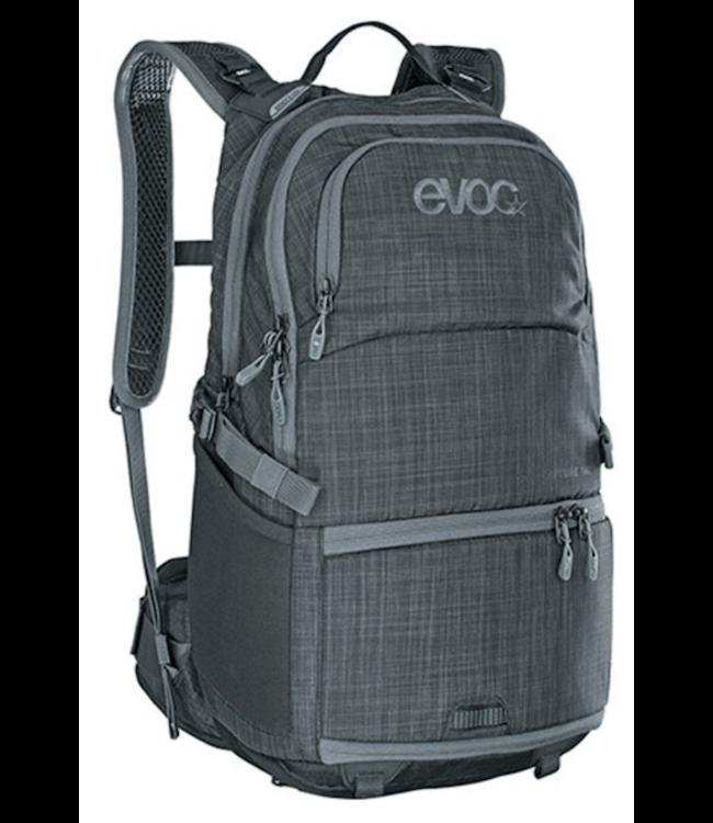 EVOC EVOC, Photop 16L, Backpack, Heather Carbon Gray