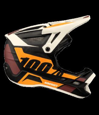 100% 100%, SP20 Aircraft Carbon MIPS Helmet, Revburst, M