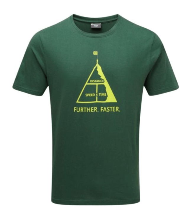 Montane Montane, Further Faster T-Shirt
