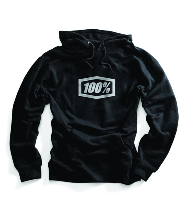 100% 100%, Essential Hooded Pullover Sweatshirt