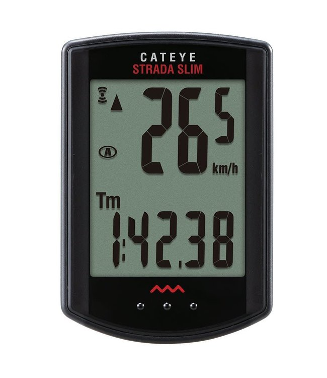 CatEye CatEye, Strada Slim Wireless CC-RD310W, Cycle computer, Universal sensor
