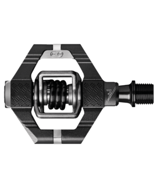 Crank Brothers Crankbrothers, Candy 7 Pedal, Black/Black Spring