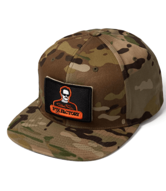 FOX, Patch Snapback Hat
