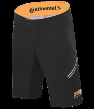 Continental MTB Short Black/Yellow Large