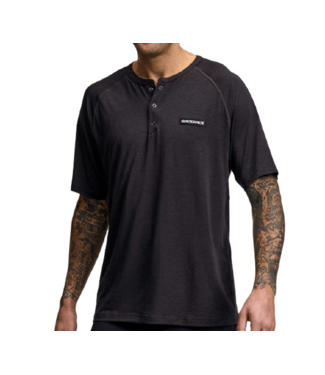 RaceFace RaceFace, All Day Henley SS Jersey